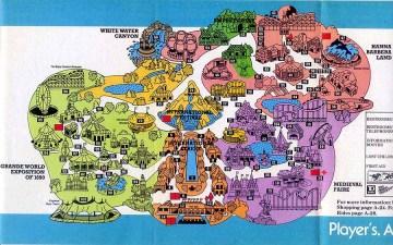 wonderland 1984 map