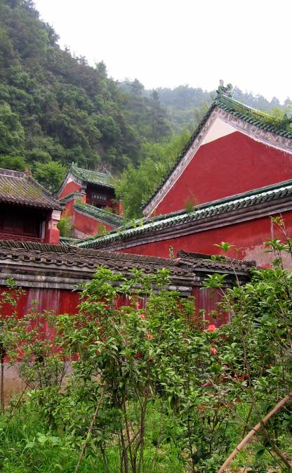 wudang fuzhen temple