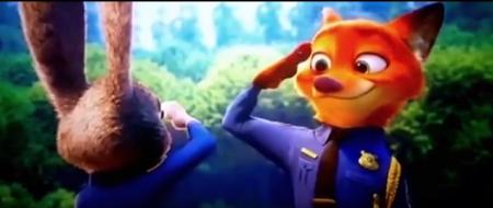 judy nick salute